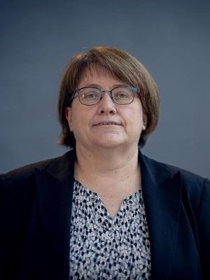 Cécile Vigouroux, directrice des relations internationales