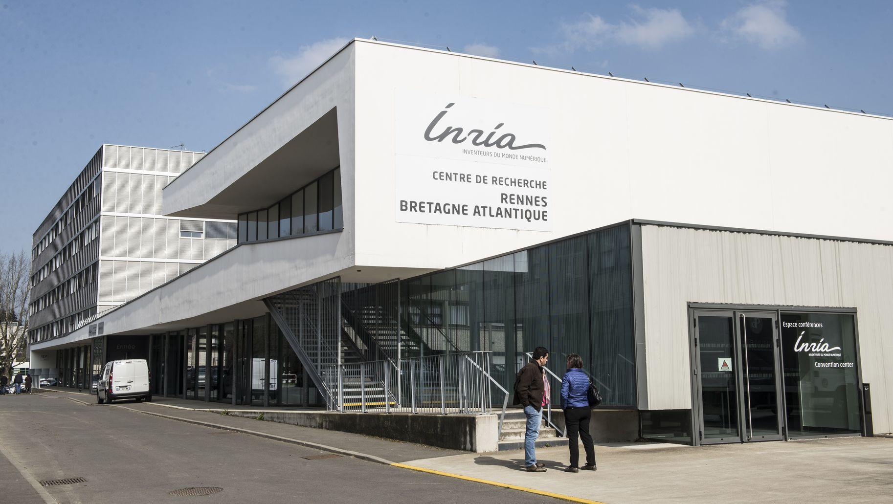 Centre Inria Rennes Bretagne Atlantique Inria